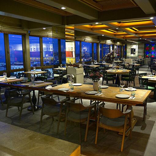 Dubb İndian Bosphorus Restoran 2 Kişilik Vejetaryen Menü. ürün görseli