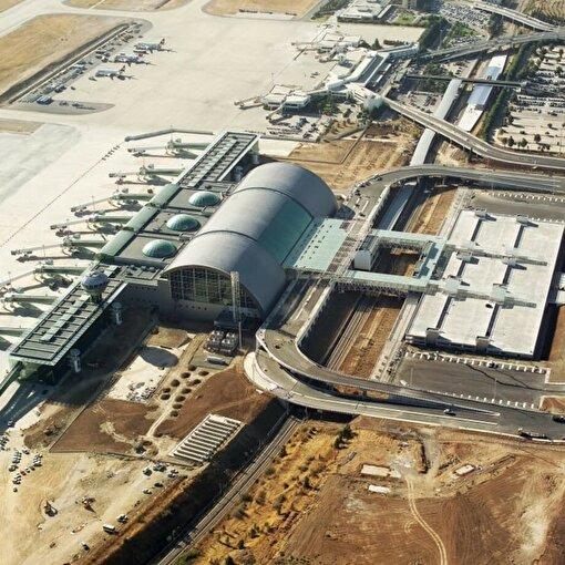 İzmir Adnan Menderes Havalimanı - 2. Bölge Transfer Hizmeti. ürün görseli