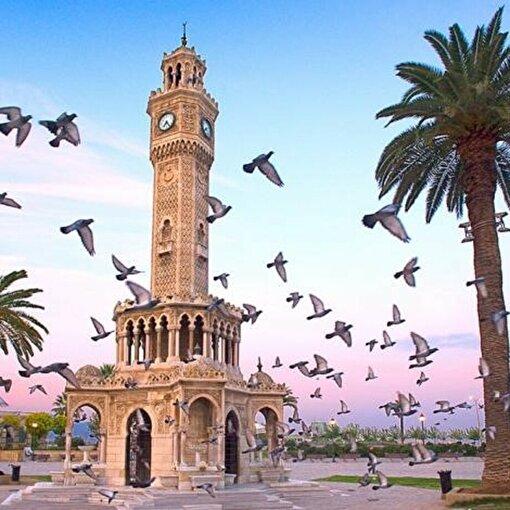 İzmir 1. Bölge -  İzmir Adnan Menderes Havalimanı Transfer Hizmeti . ürün görseli