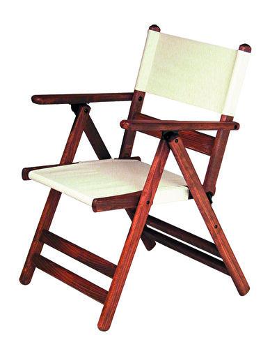 Bahçeci Atina Pvc Ceviz Sandalye. ürün görseli
