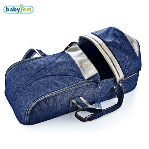 Babyjem Denim Port Bebe Mavı. ürün görseli
