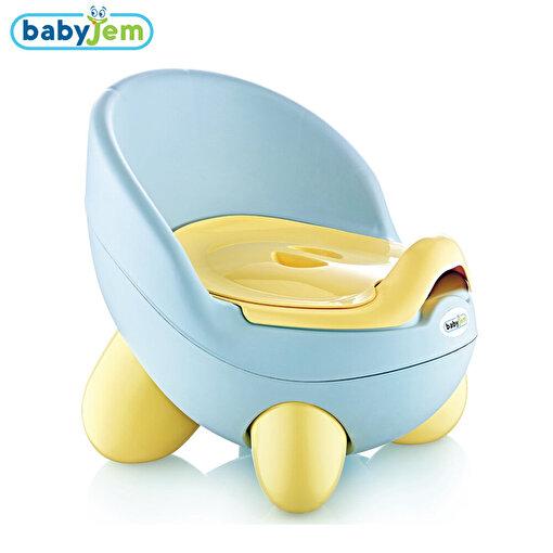 Babyjem Tonton Lazımlık Soft Mavı. ürün görseli