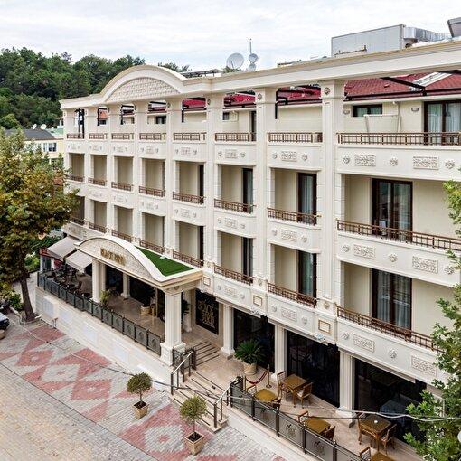 Black Bird Thermal Hotel Yalova Hafta Sonu 1 Gece 2 Kişi Yarım Pansiyon Konaklama. ürün görseli