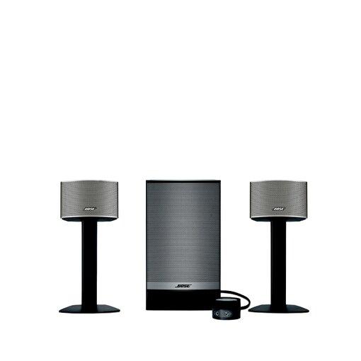 Bose Companion 50 Multimedia Hoparlör Set Siyah. ürün görseli