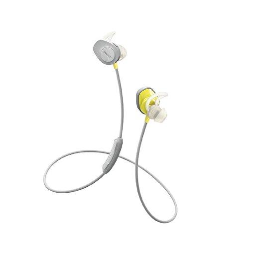 Bose SoundSport Wireless Kulaklık Sarı. ürün görseli