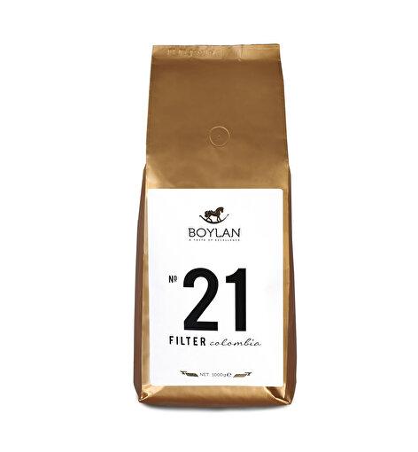 Boylan Colombia Öğütülmüş Filtre Kahve 1 Kg. ürün görseli