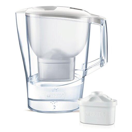 Brita Marella XL Filtreli Su Arıtmalı Sürahi-Beyaz. ürün görseli