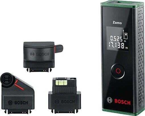 Bosch Zamo III Premium Setli Dijital Lazer Metre. ürün görseli