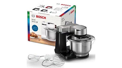 Bosch MUMS2VM00 Mutfak Makinesi Siyah-Gümüş. ürün görseli
