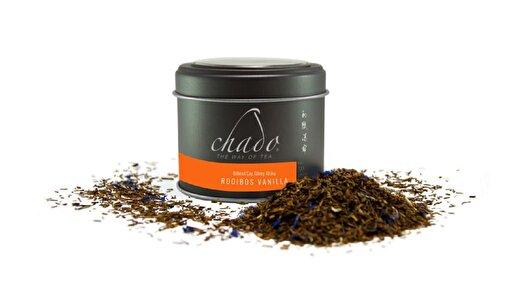 Chado Vanilyalı Rooibos Çayı (50 g). ürün görseli