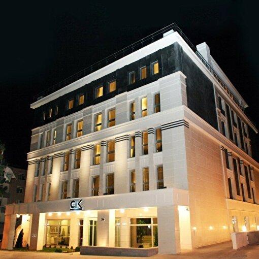 Ck Farabi Hotel Ankara'da 1 Gece 2 Kişi Konaklama. ürün görseli