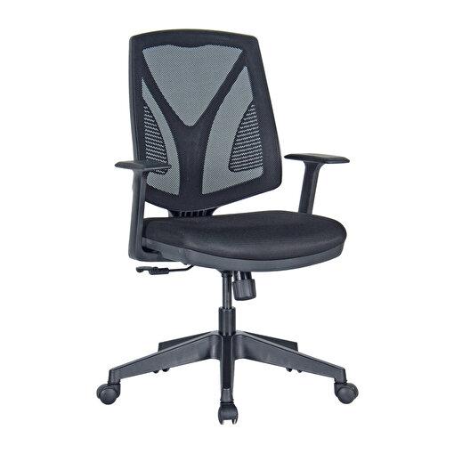 Casella Bella Bla 010 Ofis Sandalyesi Siyah. ürün görseli