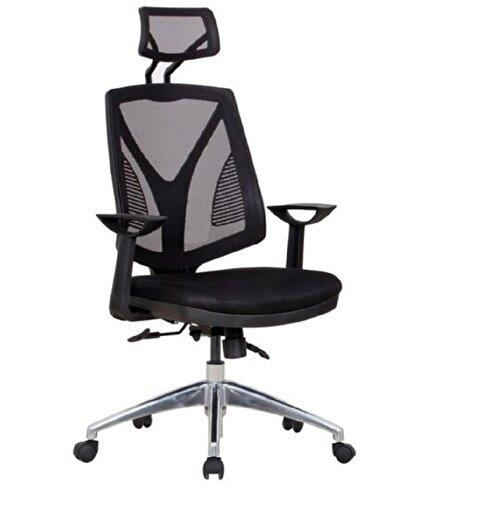 Casella Bella Bla 024 Ofis Sandalyesi Siyah. ürün görseli