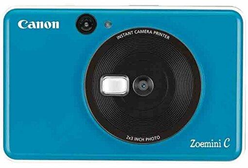 Canon Zoemini C - Şipşak Fotoğraf Makinesi Mavi. ürün görseli