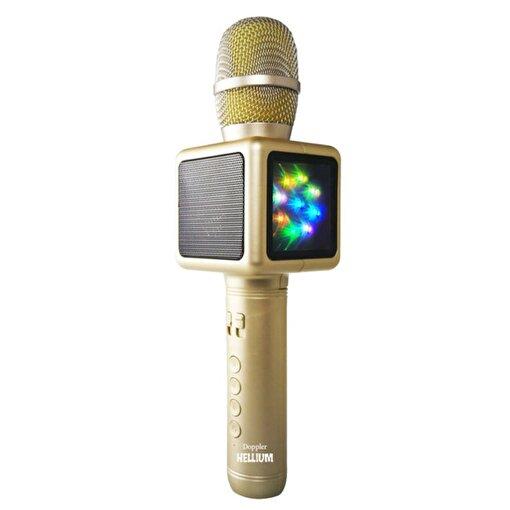 Doppler Hellium Mikrofon (Altın). ürün görseli