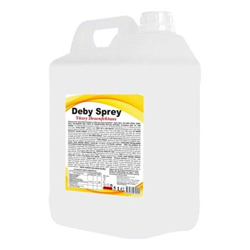 Deby Sprey Yüzey Dezenfektanı 5 LT. ürün görseli