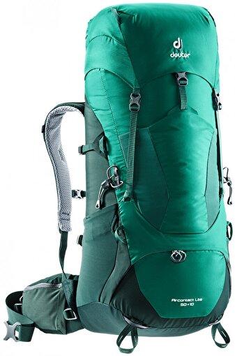 Deuter Aircontact Lite 50+10 alpinegreen-forest Trekking Çanta. ürün görseli