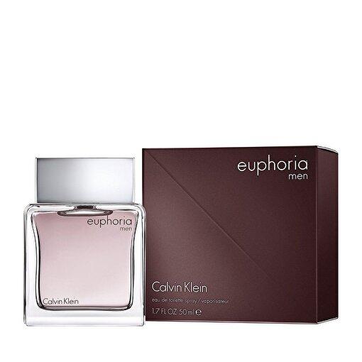 Calvin Klein Euphoria Homme EDT 50 ml Erkek Parfüm. ürün görseli