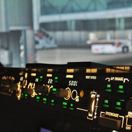 Özel5 SaatlikBoeing 737 SimülatörEğitimi. ürün görseli