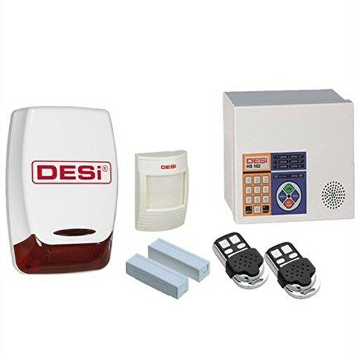 Desi Metaline WTKS Ev ve İş Yeri Alarm Sistemi. ürün görseli