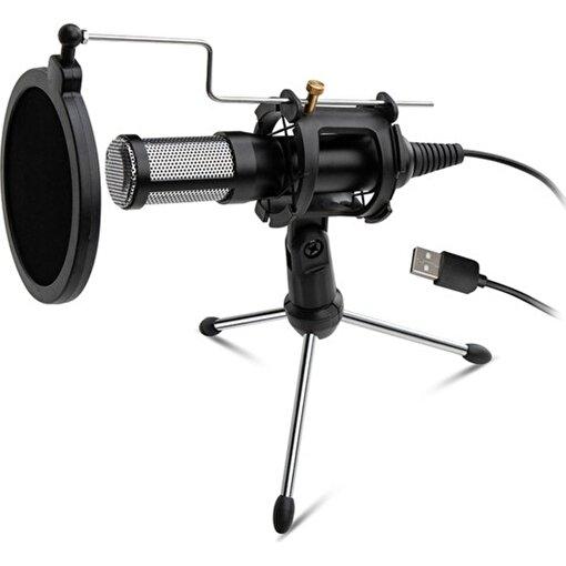 Dexim Elite Streaming Usb Mikrofon for PC and Laptop. ürün görseli