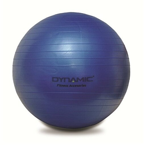 Dynamic Gymball 55 Cm Mavi Pilates Topu. ürün görseli