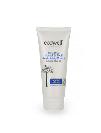 Ecowell Koruyucu Onarıcı El  Ve Tırnak Bakım Kremi(100 Ml). ürün görseli
