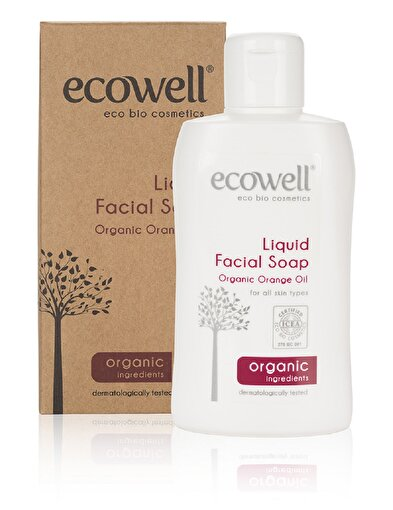 Ecowell Likit Yüz Temizleme Sabunu (150 Ml). ürün görseli
