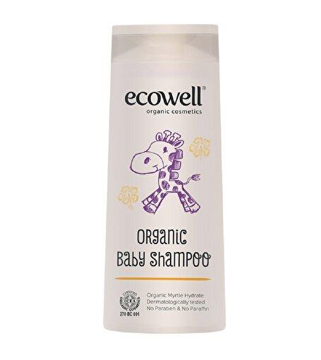 Ecowell Bebek Şampuanı (300 Ml). ürün görseli