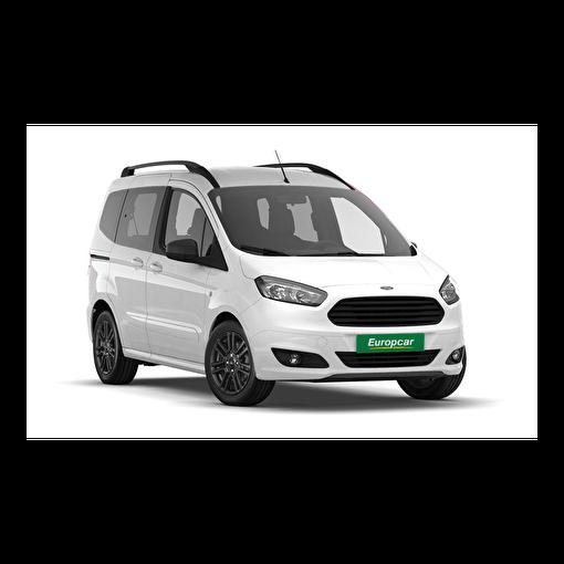Europcar 1 Günlük Ford Courier Dizel Manuel Vites Araç Kiralama. ürün görseli