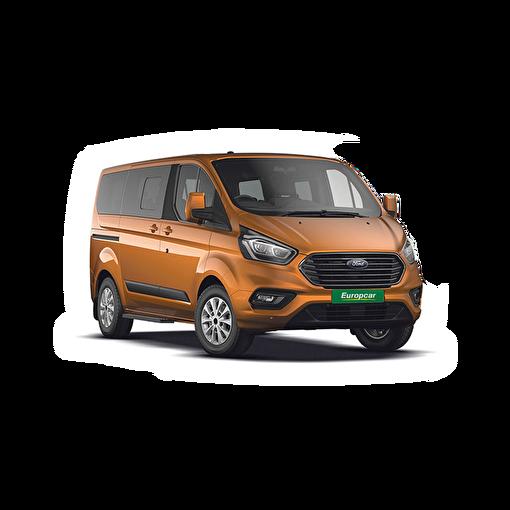 Europcar 1 Günlük Dizel OtomatikVites MinübüsKiralama. ürün görseli