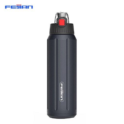 Feijian FS-045-05A 450 ml Lacivert Çelik Termos. ürün görseli