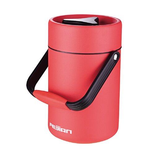 Feijian FF-200-01A 2000 ml Kırmızı Çelik Termos. ürün görseli