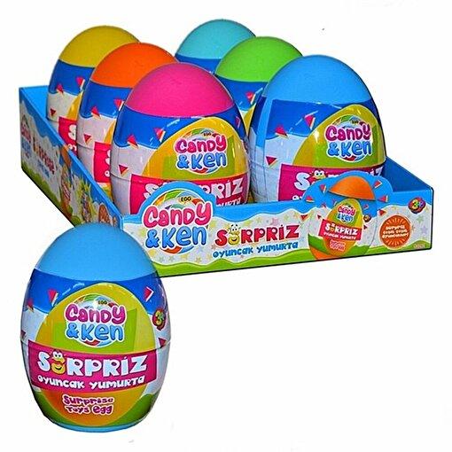 Dede Candy & Ken Büyük Sürpriz Yumurta. ürün görseli