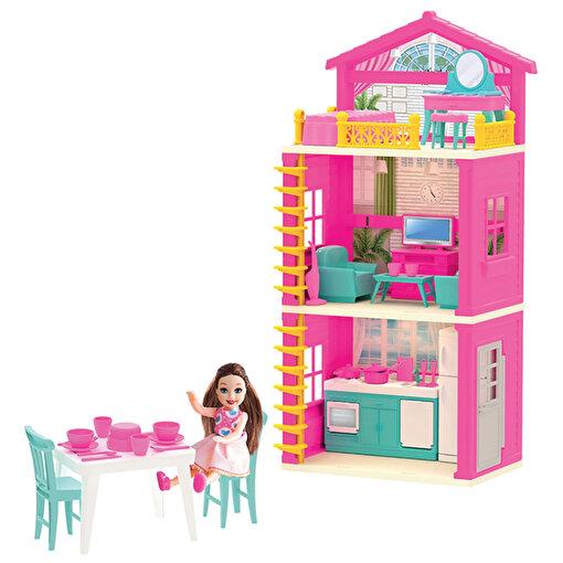Dede Lola'nın Üç Katlı Evi. ürün görseli