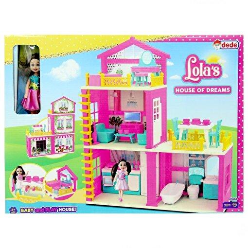 Dede Lola'nın Düşler Evi. ürün görseli