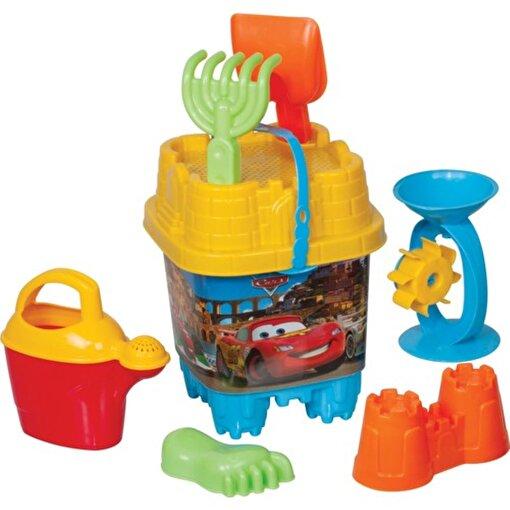 Cars Büyük Kale Kova Set . ürün görseli