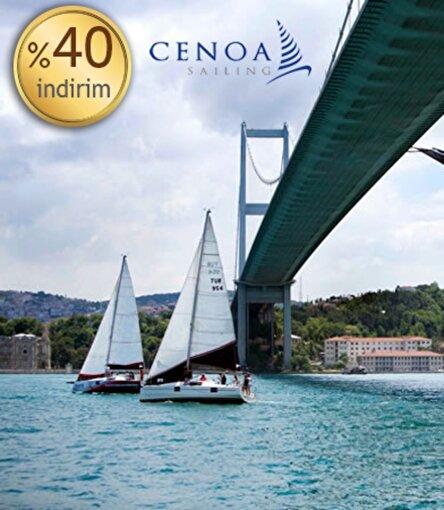 Cenoa Sailing Yelkenle Tanışma Eğitimi %40 İndirim Kuponu. ürün görseli
