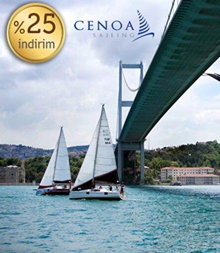 Cenoa Sailing Temel Yelken Eğitimi %25 İndirim Kuponu. ürün görseli