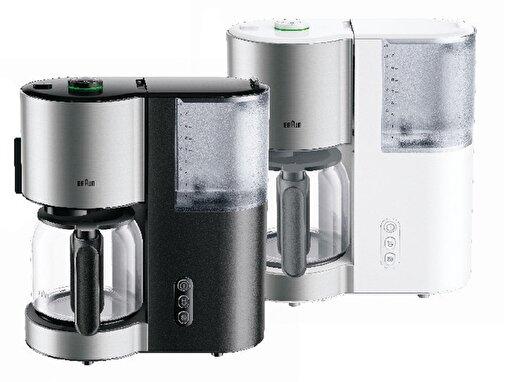 Braun Kf5120Wh Id Collectıon Filtre Kahve Makinesi. ürün görseli