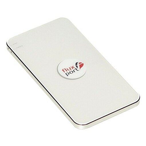 Fluxport Steel Kablosuz Şarj Platformu-Beyaz. ürün görseli