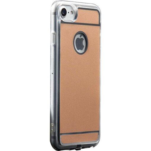 FluxPort Fluxy AirCase iPhone 6 Plus/6S Plus /7 Plus Kablosuz Sarj Kılıfı Altın. ürün görseli