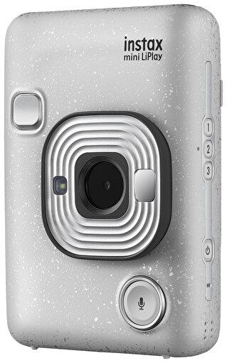 Fujifilm Li Play Hm1 Stone White Fotoğraf Makinesi. ürün görseli