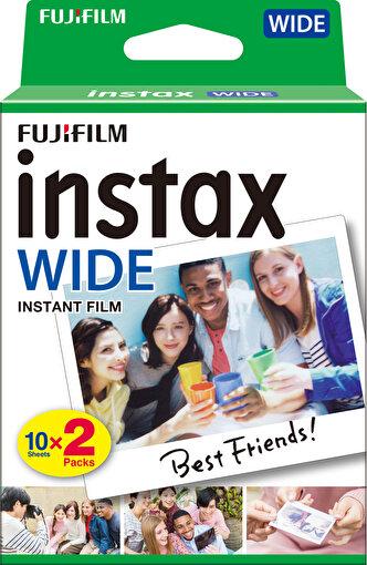 Fujifilm Instax Wide 20'li Film . ürün görseli