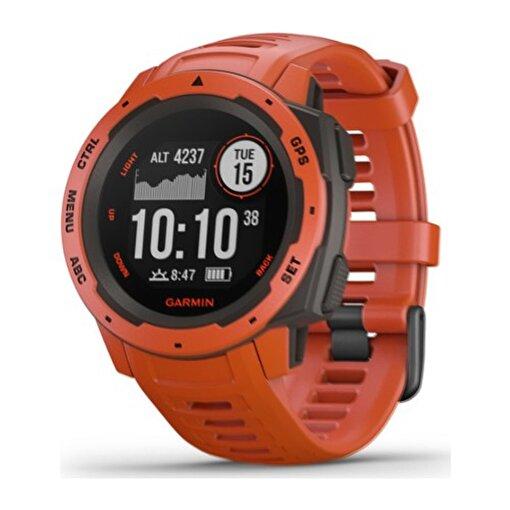 Garmin Instinct Akıllı Saat- Ateş Kırmızısı. ürün görseli