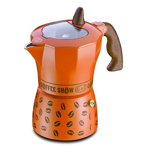 Gat Coffee Show Espresso Makinesi 6 Kişilik. ürün görseli