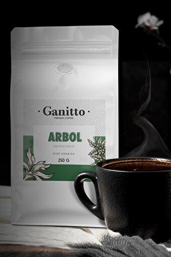 Ganitto Arbol Espresso Blend Öğütülmüş 250 Gr. ürün görseli