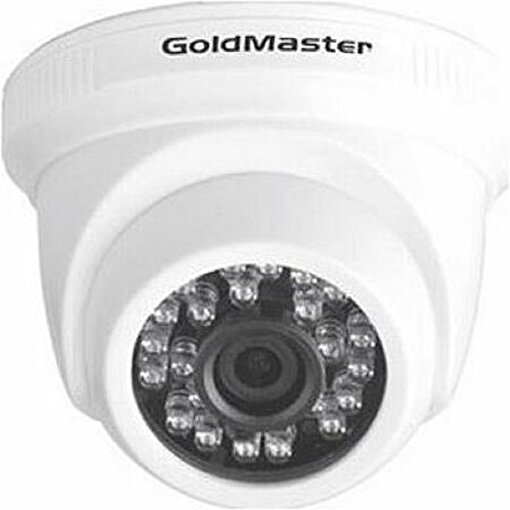 Goldmaster Ghc-4220Df 2Mp 3.6Mm Ir Dome Ahd Kamera. ürün görseli