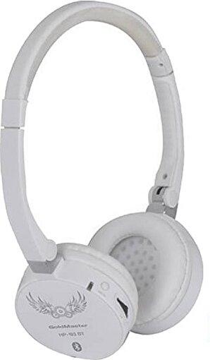 Goldmaster Hp-193 Kafa Üstü Kulaklık Beyaz. ürün görseli