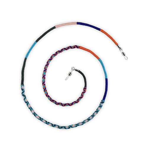 Hippi Drop El Yapımı Tasarım 70 cm Gözlük İpi . ürün görseli
